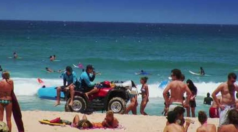 Plaža Bondi Sydney australia ist