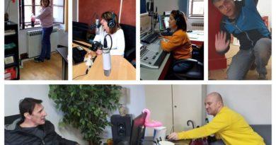 Radio Ogulin danas radno proslavio 55. rođendan!