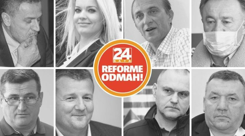 Reforme 24 sata