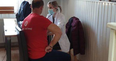 U petak održana akcija dobrovoljnog davanja krvi