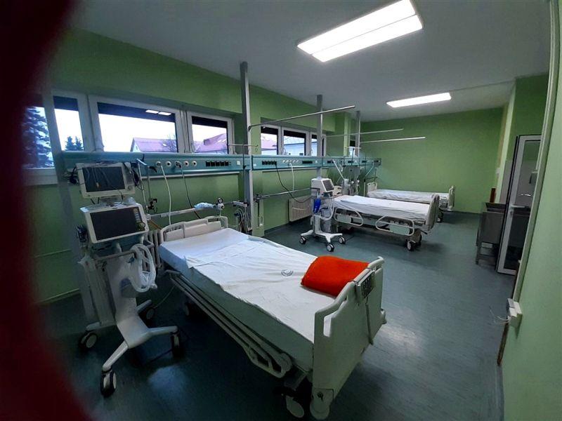 og bolnica korona ist