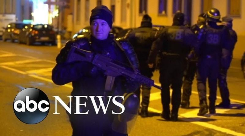 policija francuska ist