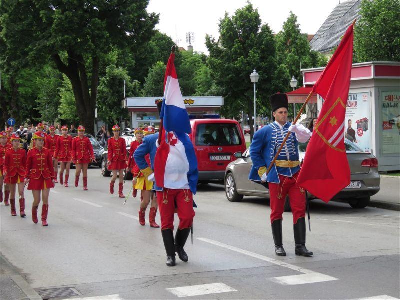 Dan državnosti svečano obilježen u Ogulinu