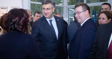 Zagreb: Državni dužnosnici na 42. Interliberu - međunarodnom sajmu knjiga