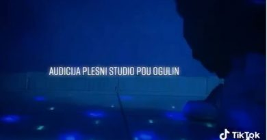Audicija Plesni studio POU Ogulin