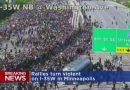 Kamion cisterna naletio u prosvjednike u Minneapolisu