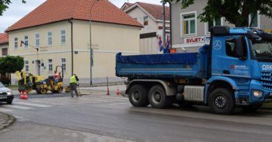 Obavljeni i asfalterski radovi
