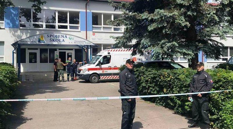 slovačka policij a ist