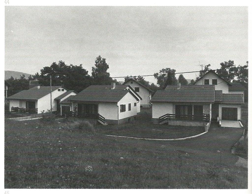 Naselje montažnih kuća Gorice, Ogulin