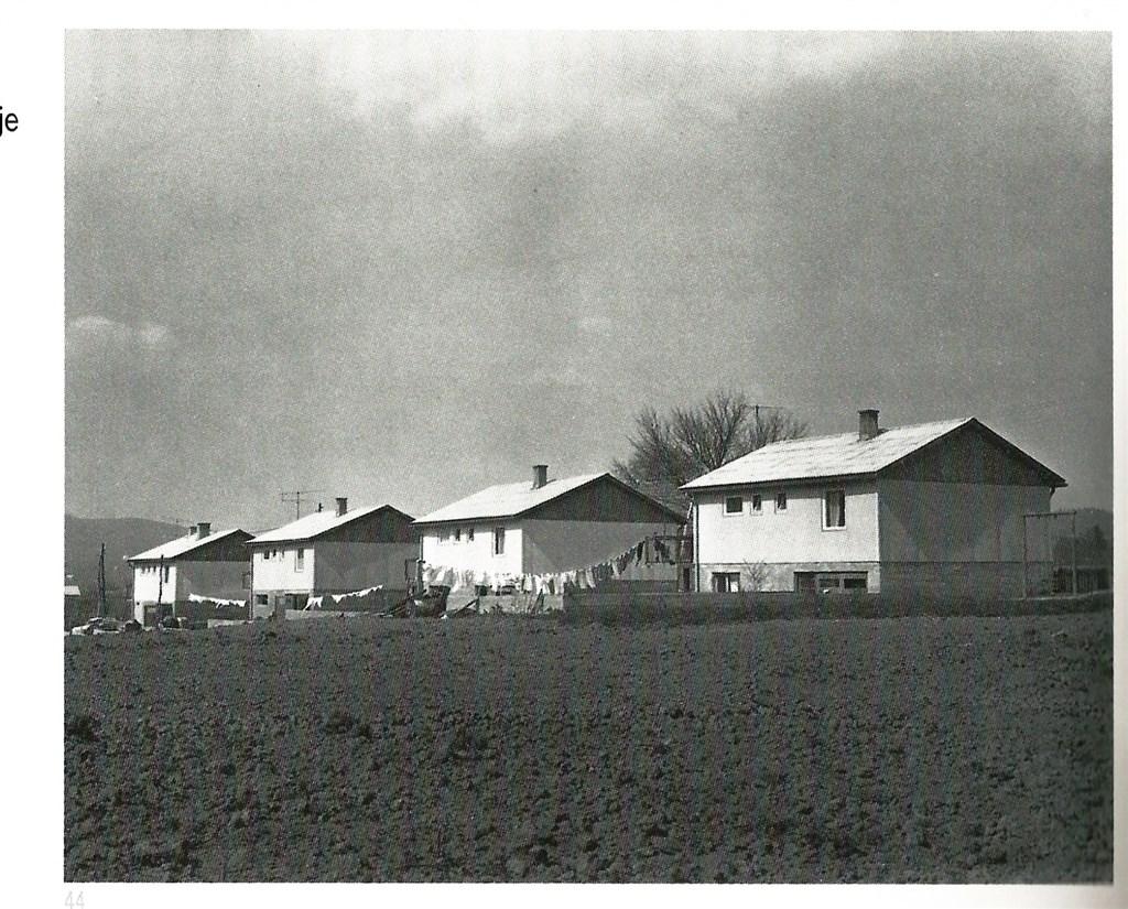 Naselje montažnih kuća prosvjetnih radnika, Zagorje Ogulinsko