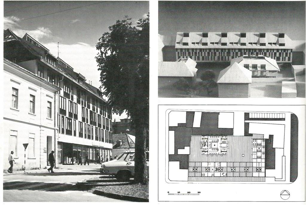 Stambeno poslovi objekt u centru Ogulina