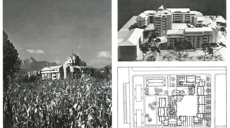 Stambeno poslovni kompleks Naselje Ive Marinkovića, Ogulin ist