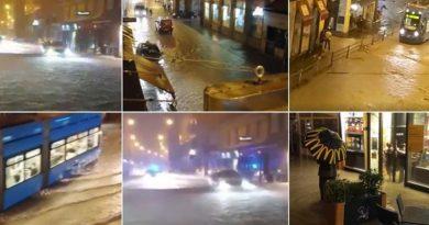 Zagreb potop