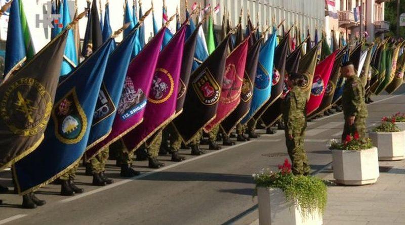 hrvatska vojska ist