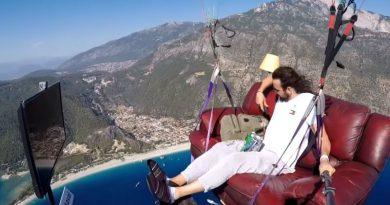 VIDEO – Kad vidite što je ovaj tip napravio, shvatit ćete zašto postoji ona – 'ne pokušavajte ovo kod kuće'