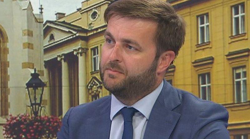 ministar Ćorić ist