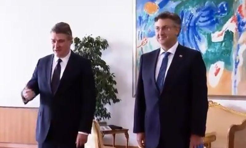 plenković i milanović mandat ist