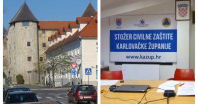 U Karlovačkoj županiji danas 23 nova slučaja zaraze – U Ogulinu 4