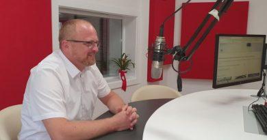 Gradonačelnik Domitrović radio ist