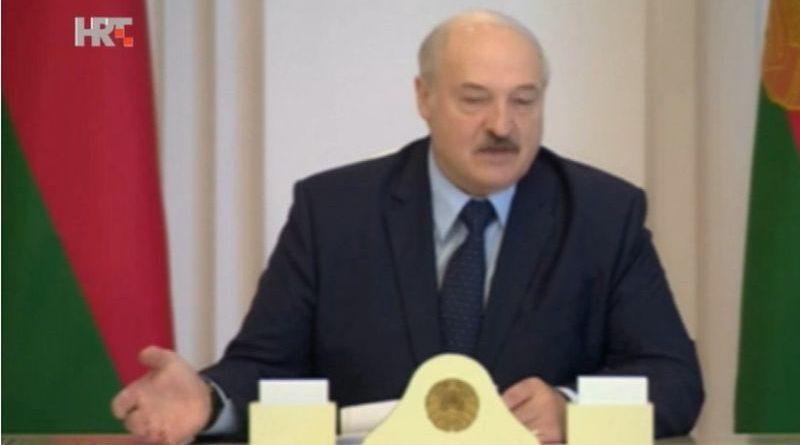 Lukašenko ist
