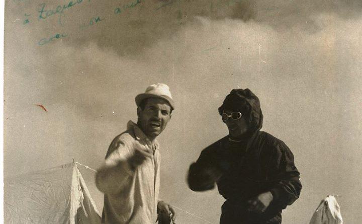 Maurice Herzog u podnožju Annapurne I
