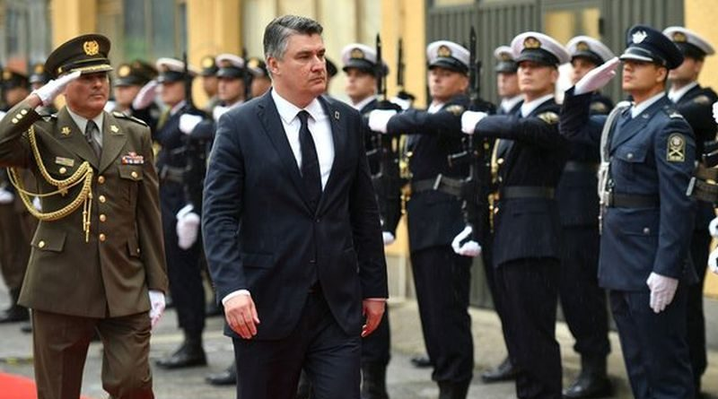 Zoran Milanović oredsjednik ist