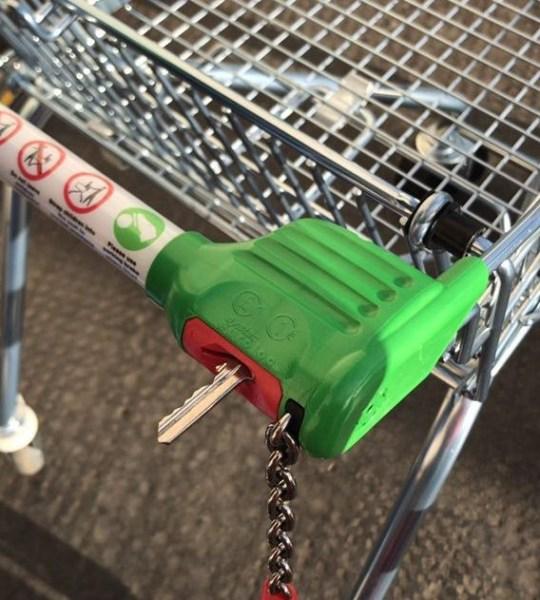 kolica ključ ist