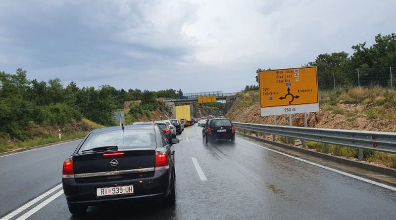promet gužva