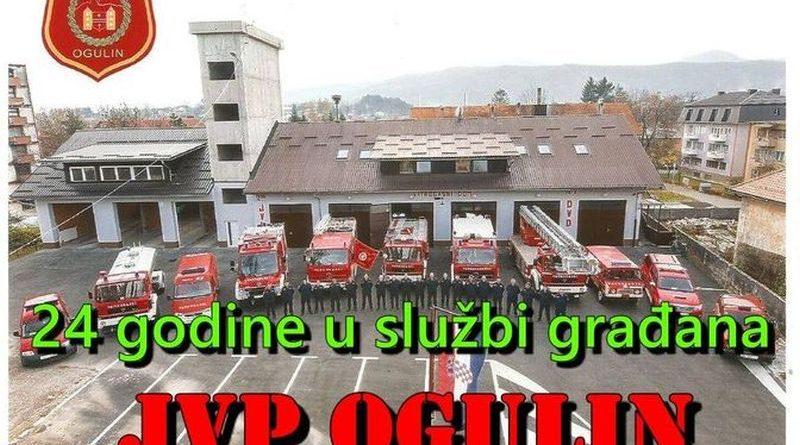 24 godine JVP OGulin