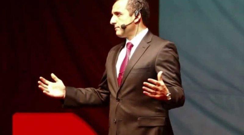 Amrullah Saleh ist