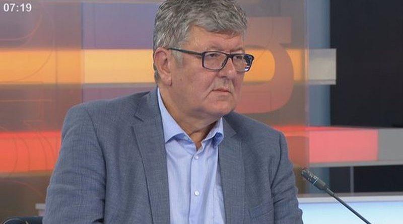 Ante Čorušić ist