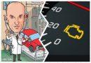 Audi A3 1.9 TDI: kako ugasiti žutu signalnu lampicu motora?