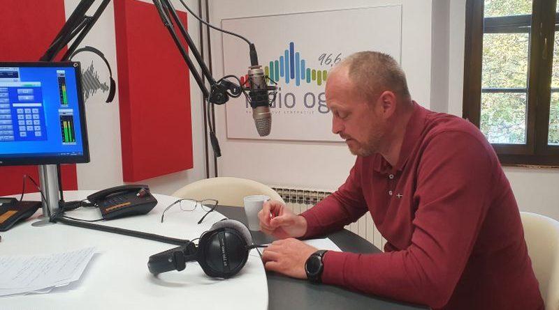 Dalibor Domitrović Radio ogulin ist