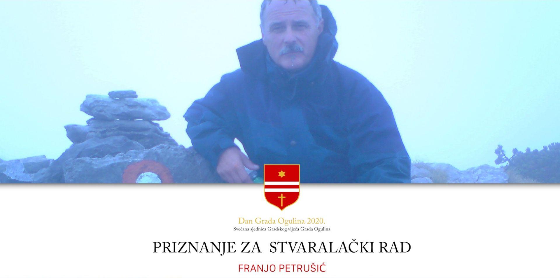 Franjo Petrušić ogp