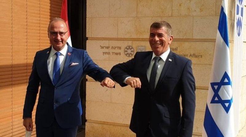 Grlić Radman u Izraelu ist