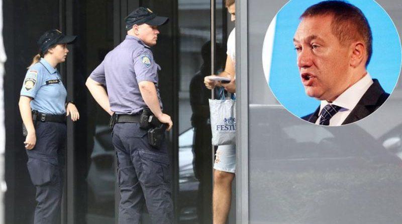 Janaf uhićenje