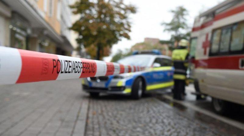 Policija Njemačka
