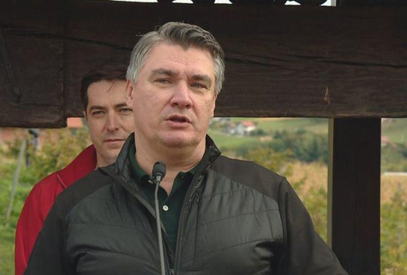 Predsjednik Milanović 875 ist