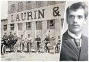 Václav Laurin, znameniti češki konstruktor i industrijalac, otac Škode, rođen 27. rujna 1865.