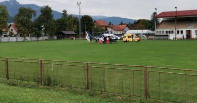 Na području Ogulina ozlijeđen policijski službenik – nadopuna