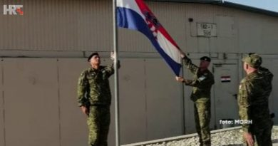hrvatska vojska NATO ist