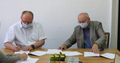 potpis ugovor vrtić okol ist