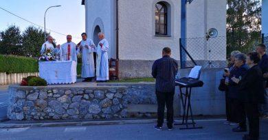 Na Boštu proslavili Sv. Mihovila