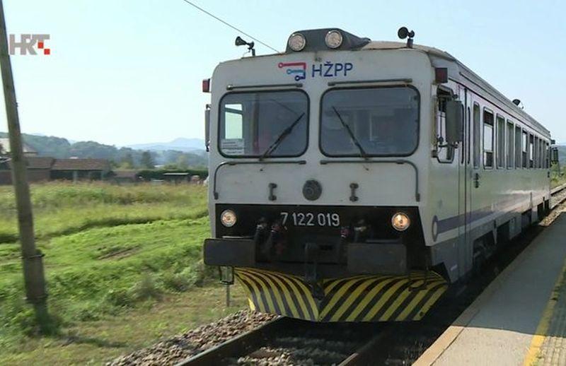 vlak pruga ist
