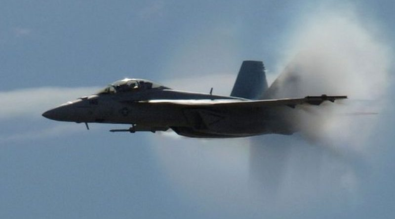 vojni avion ist