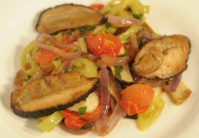 Vrganji s povrćem