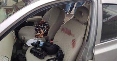 Dvojica francuskih novinara pogođena granatama u Armeniji u teškom stanju
