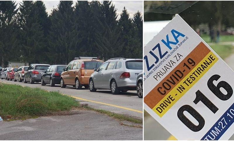 Drive in Luščić