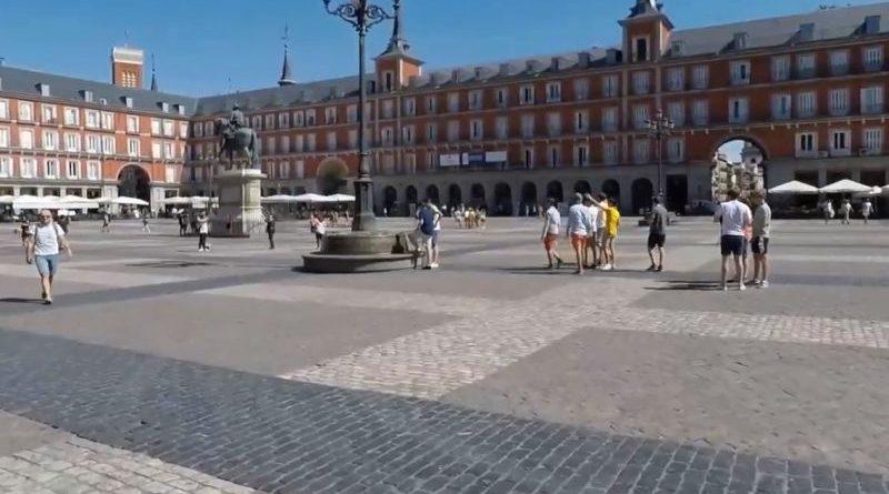 Madrid 33 ist