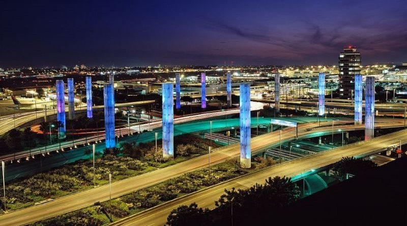 aerodrom Los ANGELES IST